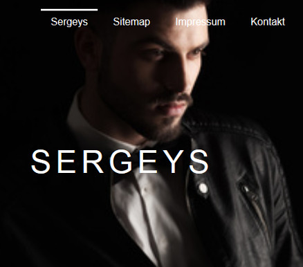 Sergeys for Men
